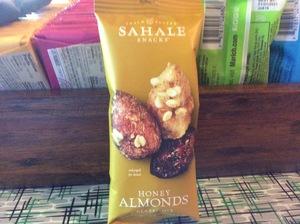 Sahale Honey Almonds Cranberries Glazed Mix